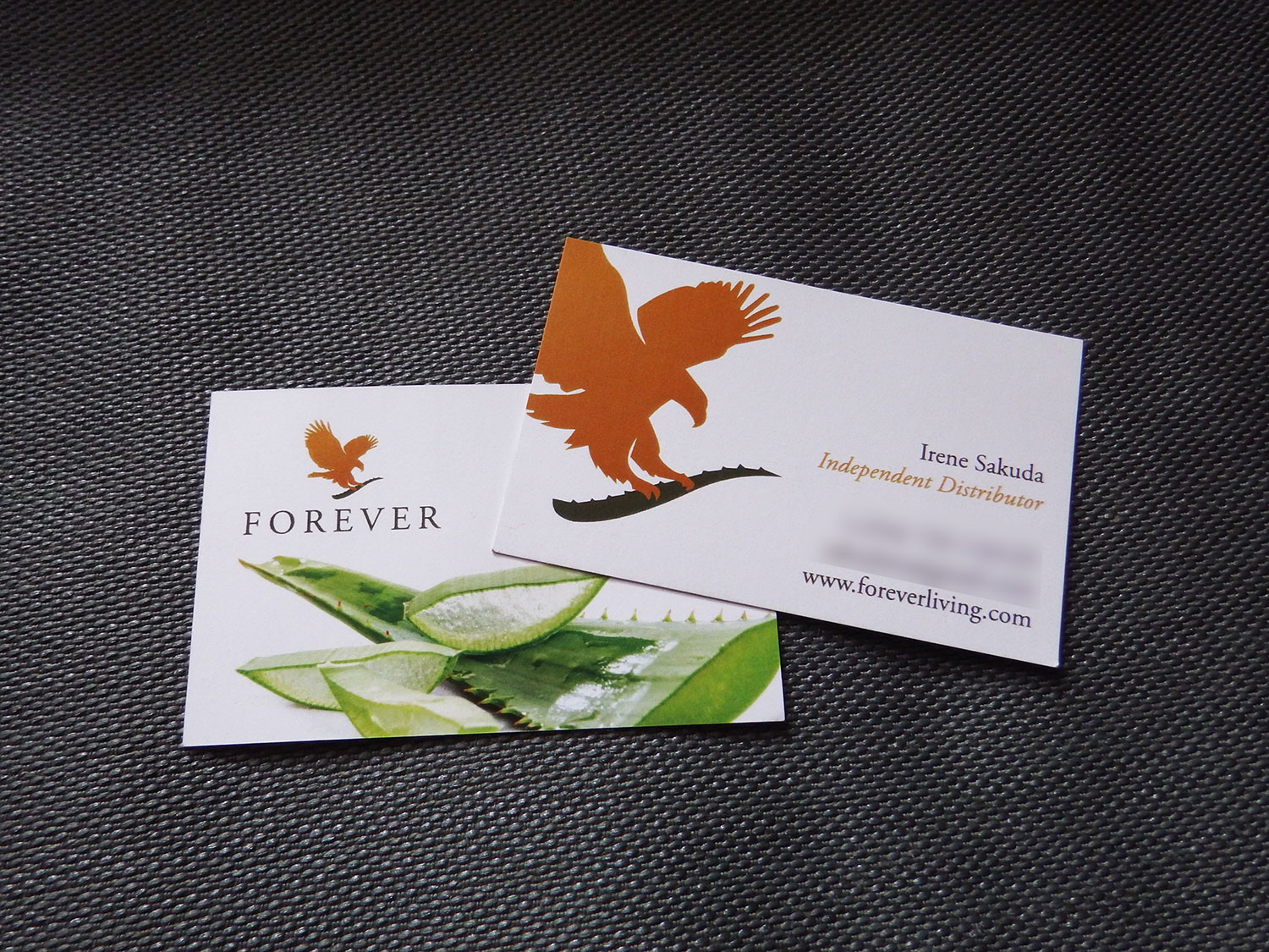 Business Card Design  Wit Design Kenya