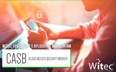 Webinar Muito além do perímetro com Forcepoint CASB