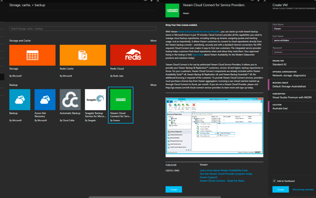 Nova recuperação do Veeam para o Microsoft Azure garante a continuidade do negócio