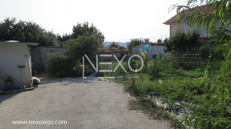 Nexo Vigo Inmobiliaria  Terreno en venta en Bueu de 600 m2