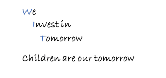 We invest in tomorrow-8