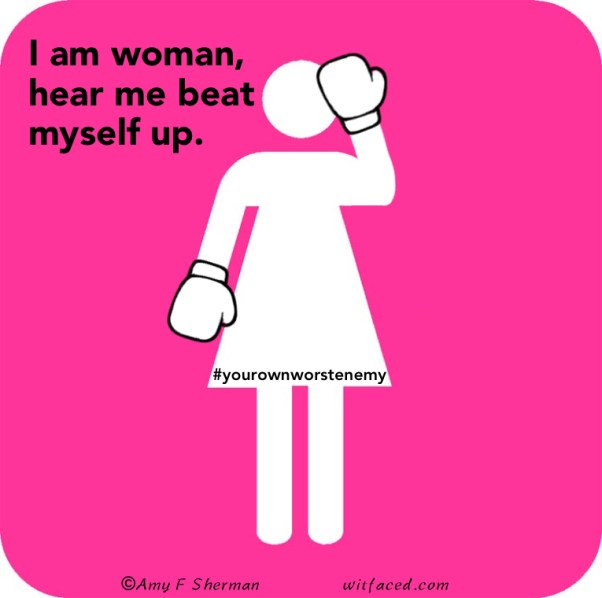 I am woman xx