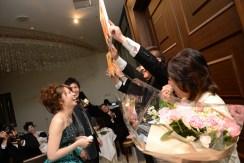 結婚写真、披露宴の撮影