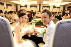 アヴァンセリアン東京 結婚式の写真撮影