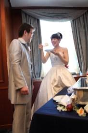 如水会館 結婚写真