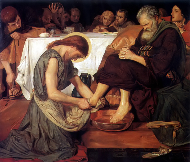 Christ_washing_peters_feet_fordmadoxbrown