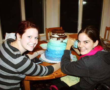 A Little Something Sweet - Vancouver Wedding Cake Designer