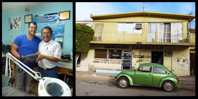 Ham-Radio-Rescue-in-Guaymas-Ernesto-19th Avenue off Serdan-SSB-Repair-Shop