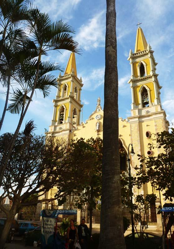 "The centre of ""Old Town"" Mazatlan"