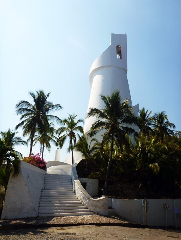 Architecture of Las Hadas Resort