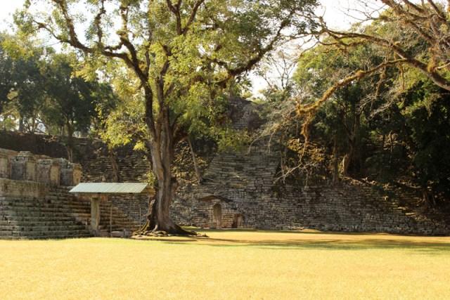 Hello ruins of Copan!