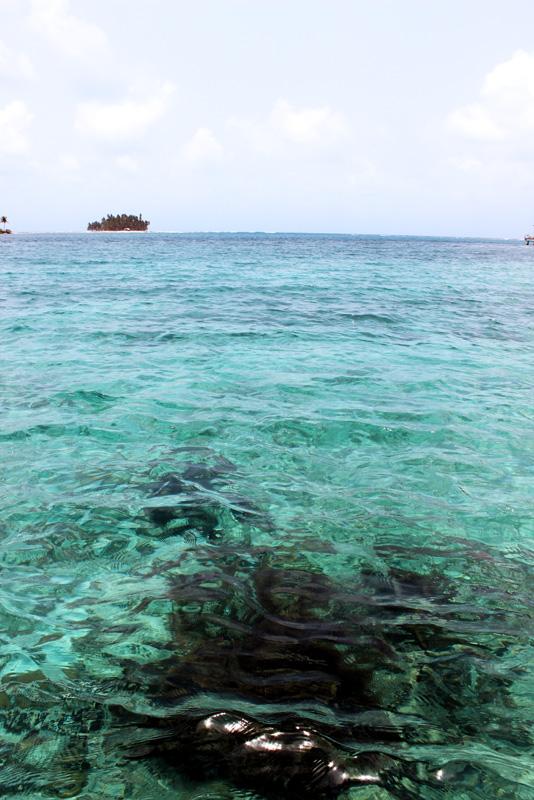 Snorkeling - Lemon Cays - San Blas Islands 2014