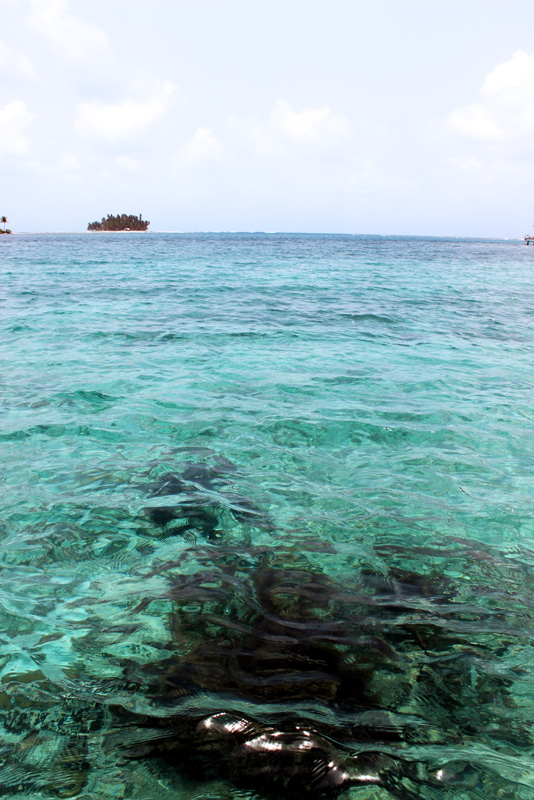 Snorkeling - Lemon Cays - San Blas Islands 2014