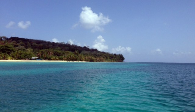 Big Corn Island - Southwest Bay