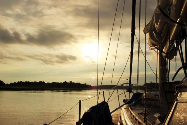 Intracoastal Waterway - Sunrise