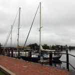 Elizabeth City, North Carolina - Start of the Great Dismal Swamp and a Free Dock!