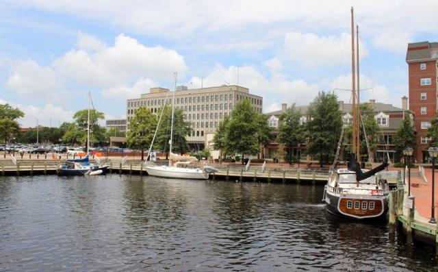Free Dock in Portsmouth Virginia