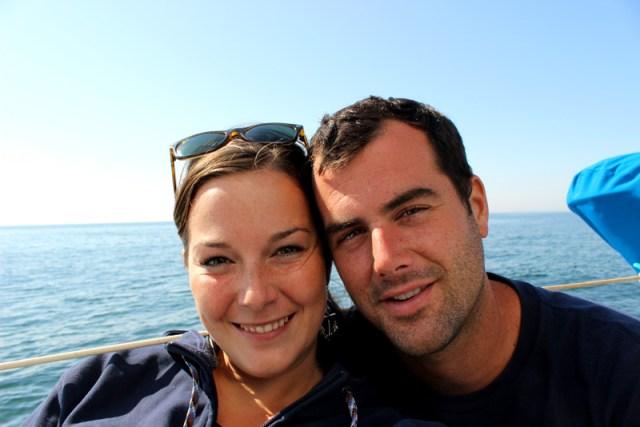 Sailing in Maine - Us