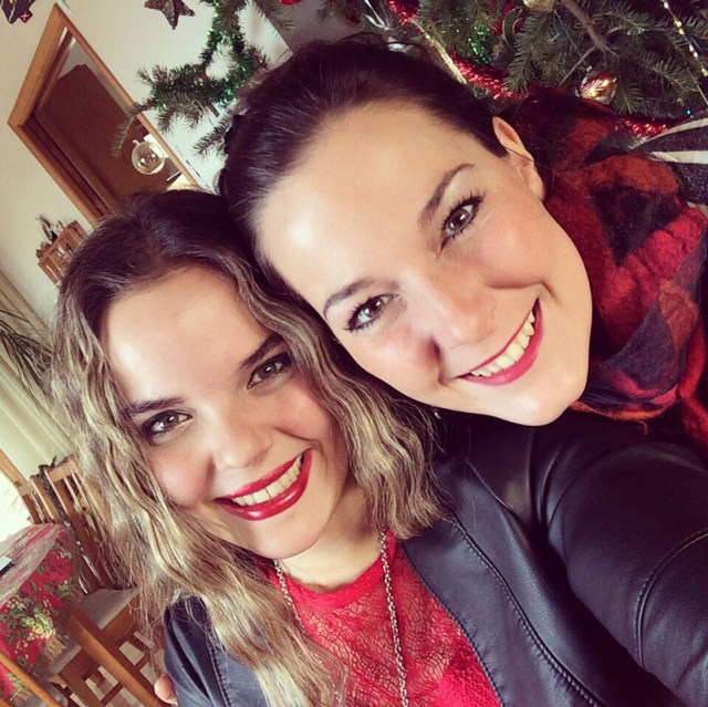 Kruger Sisters at Christmas
