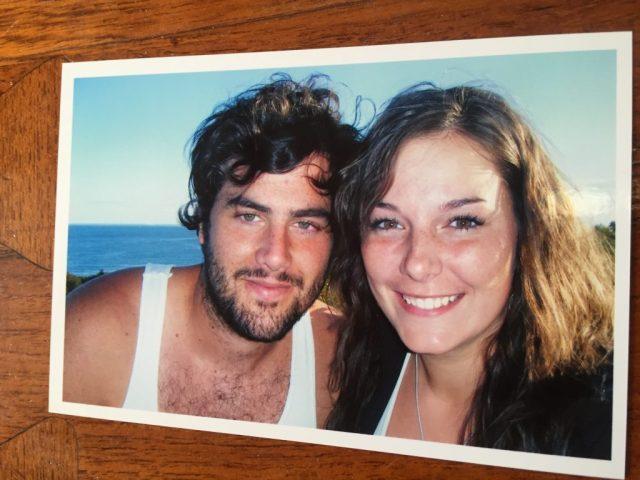 Leah and Jon circa 2009