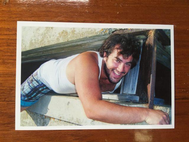 Jon on Jewel circa 2009