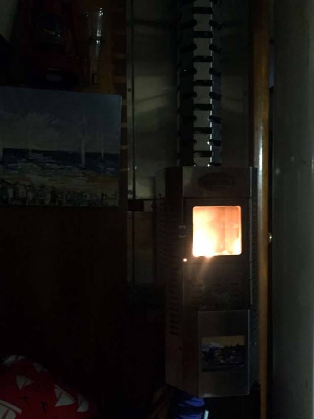 Dickinson Newport Diesel Heater - Heating a Sailboat in Maine Winter