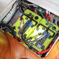 8 Firefly Batteries