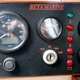 9 Beta 25 Diesel Engine Panel