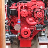 9 Beta 25 Diesel Engine