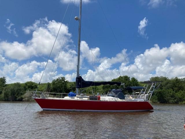 1988 Sabre 42 CB Sailboat