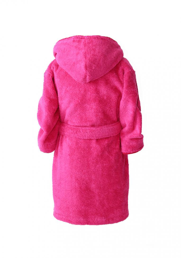Personalised Kids Dressing Gowns  Hot Pink 215ys  WithCongratulations