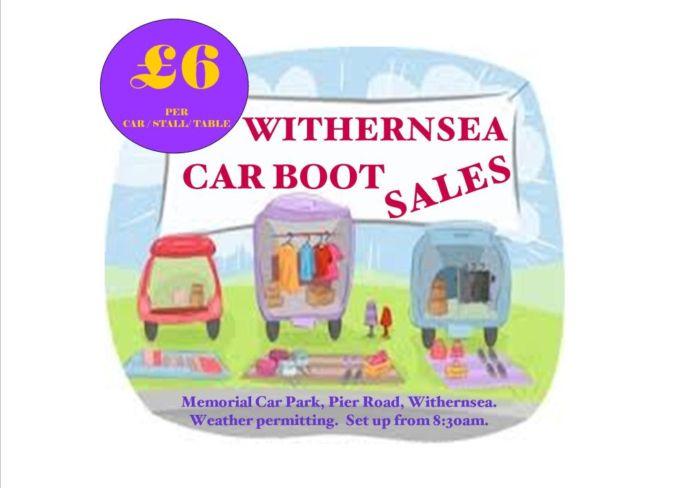 Withernsea Car Boot Sales