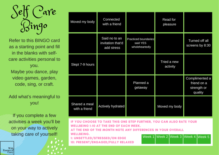 Self Care Bingo_ With Essence of Curry (1)