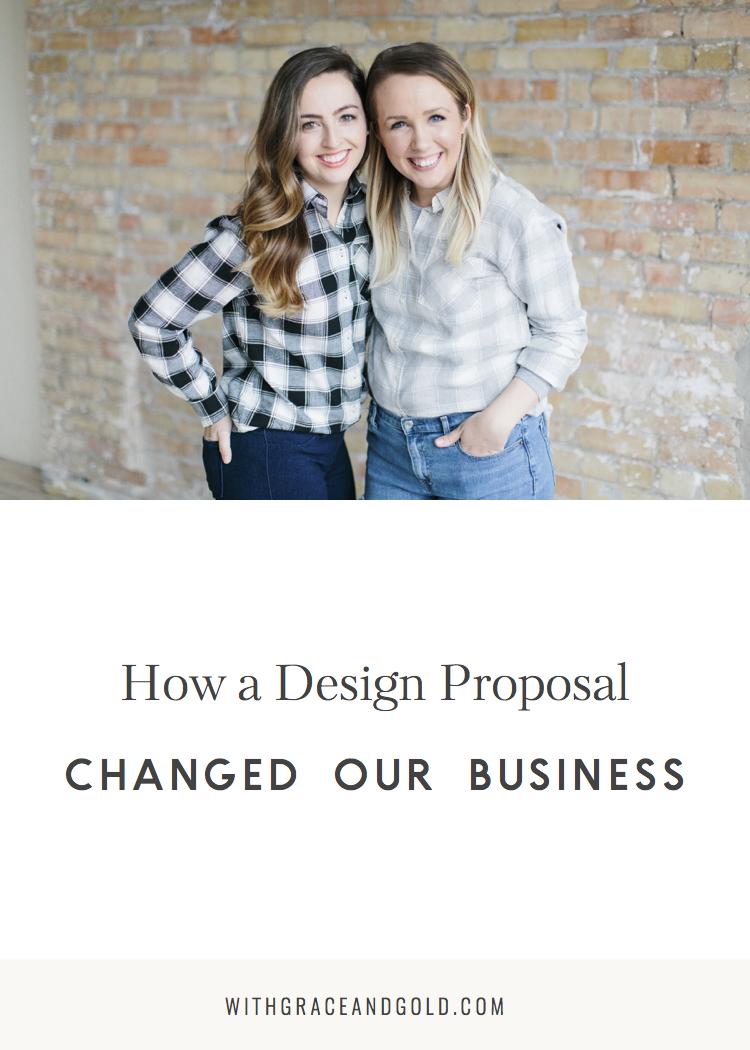 How a Design Proposal Changed Our Business