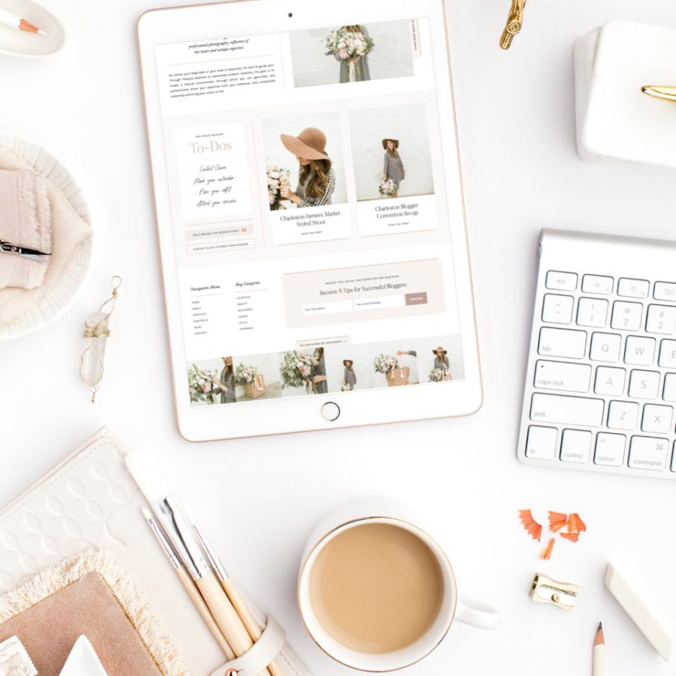 Lark - With Grace and Gold - Showit Template, Showit Templates, Showit Theme, Showit Themes, Showit Design, Showit Designs, Showit Designer, Showit Designers - Photo - 4