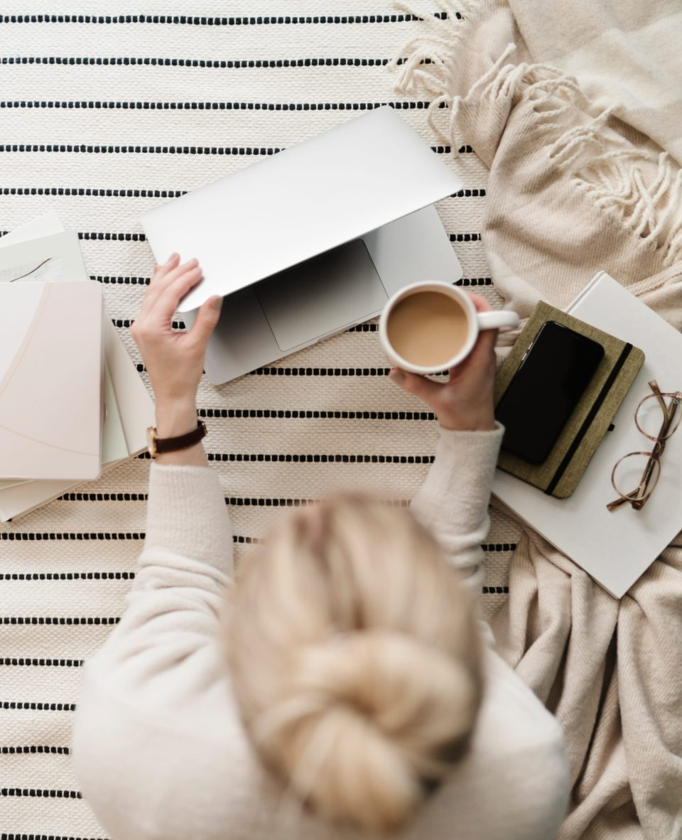 3 Tips for Writing Purposeful Blog Content by With Grace and Gold