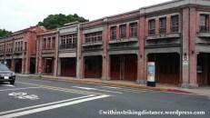07Nov14 006 Bopiliao Brick Buildings Taipei Taiwan