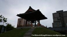 07Nov14 025 Bell Tower Nishi Hongan-ji Xi Ben Yuan Temple Taipei Taiwan