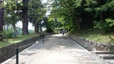 03Jul15 001 Japan Honshu Tohoku Iwate Hiraizumi Chusonji