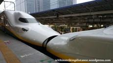 03Jul15 001 Tokyo Station JR East Joetsu Shinkansen E4 Series Bullet Train Set P11