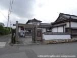 15Nov16 001 Japan Chugoku Yamaguchi Hagi Asa Mori Clan Samurai Residence
