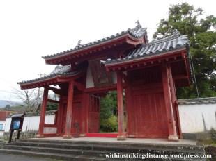 15Nov16 001 Japan Chugoku Yamaguchi Hagi Tokoji Mori Tombs