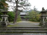 15Nov16 005 Japan Chugoku Yamaguchi Hagi Tokoji Mori Tombs