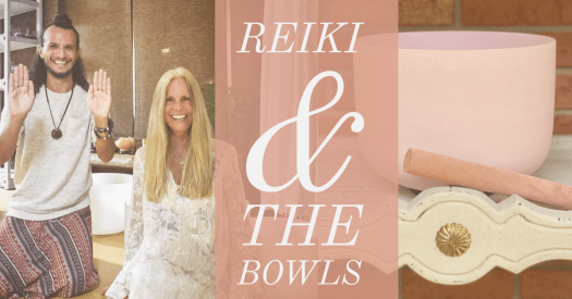 reiki and the singing bowls with donna sica and jonathan carone