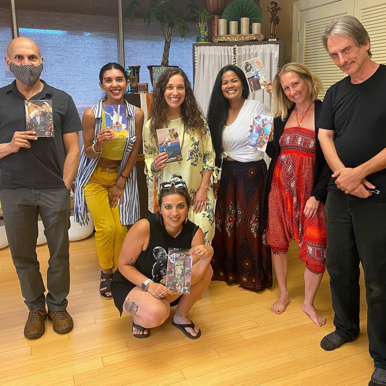 Archetype Workshop with Amanda Fresnics