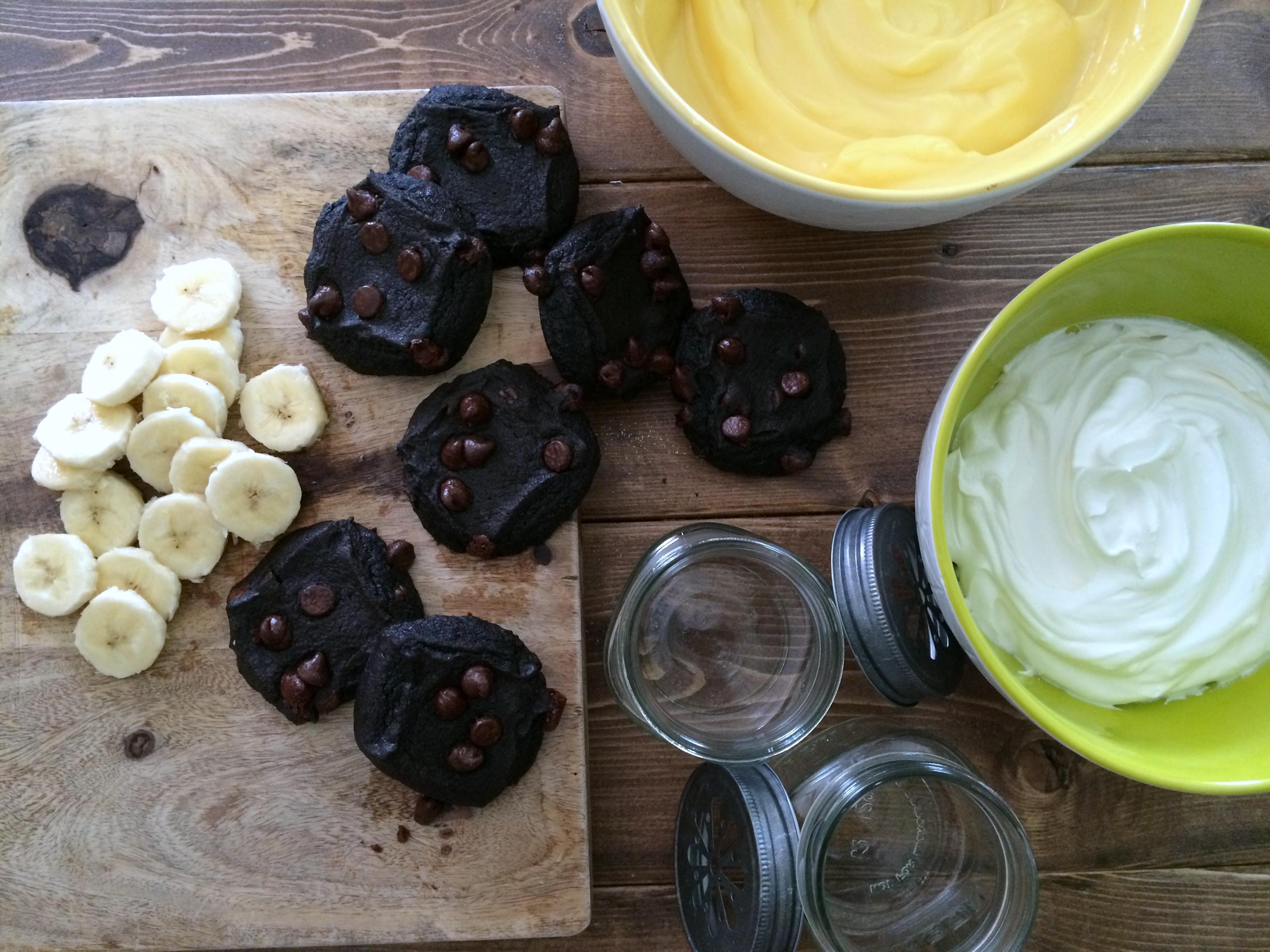 Banana Pudding Ingredients