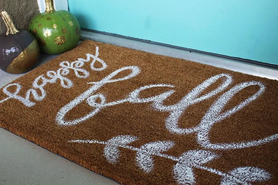 Fall Doormat 1