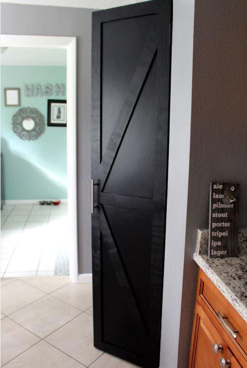 New Pantry Doors