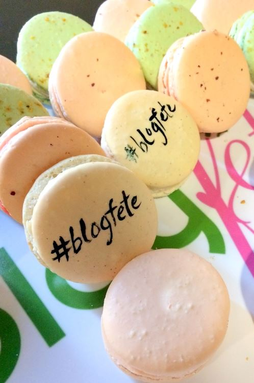 Sweet treats at Blog Fete 2015