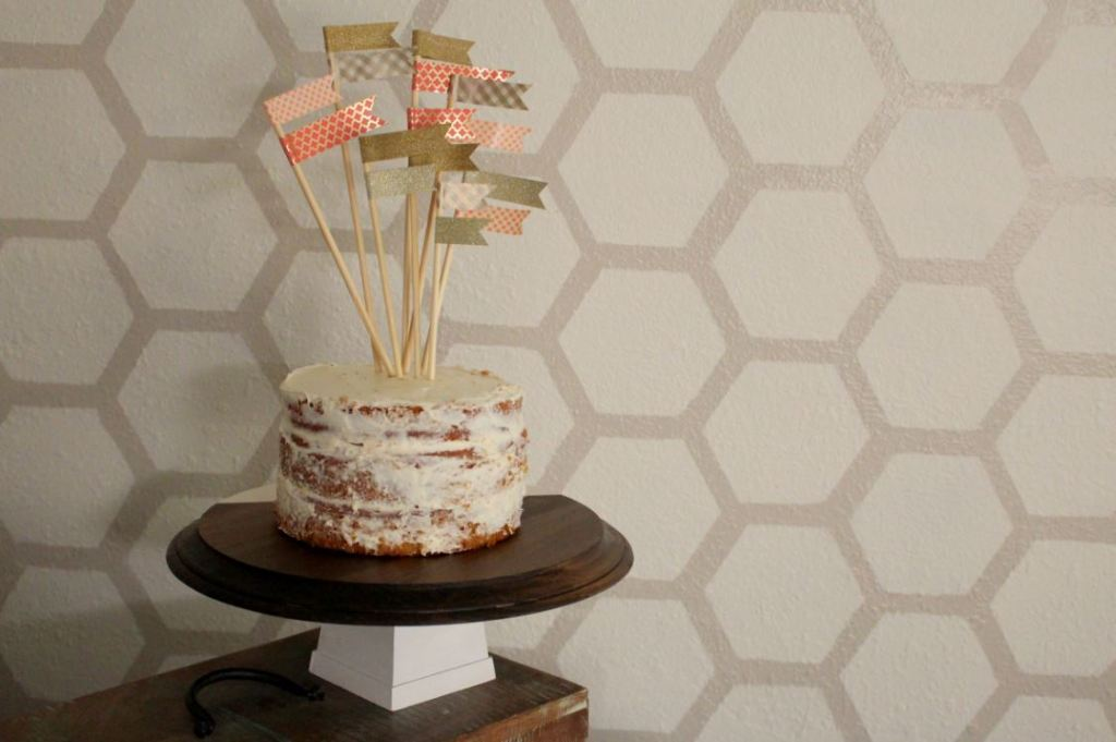 Diy Wooden Cake Stand Within The Grove